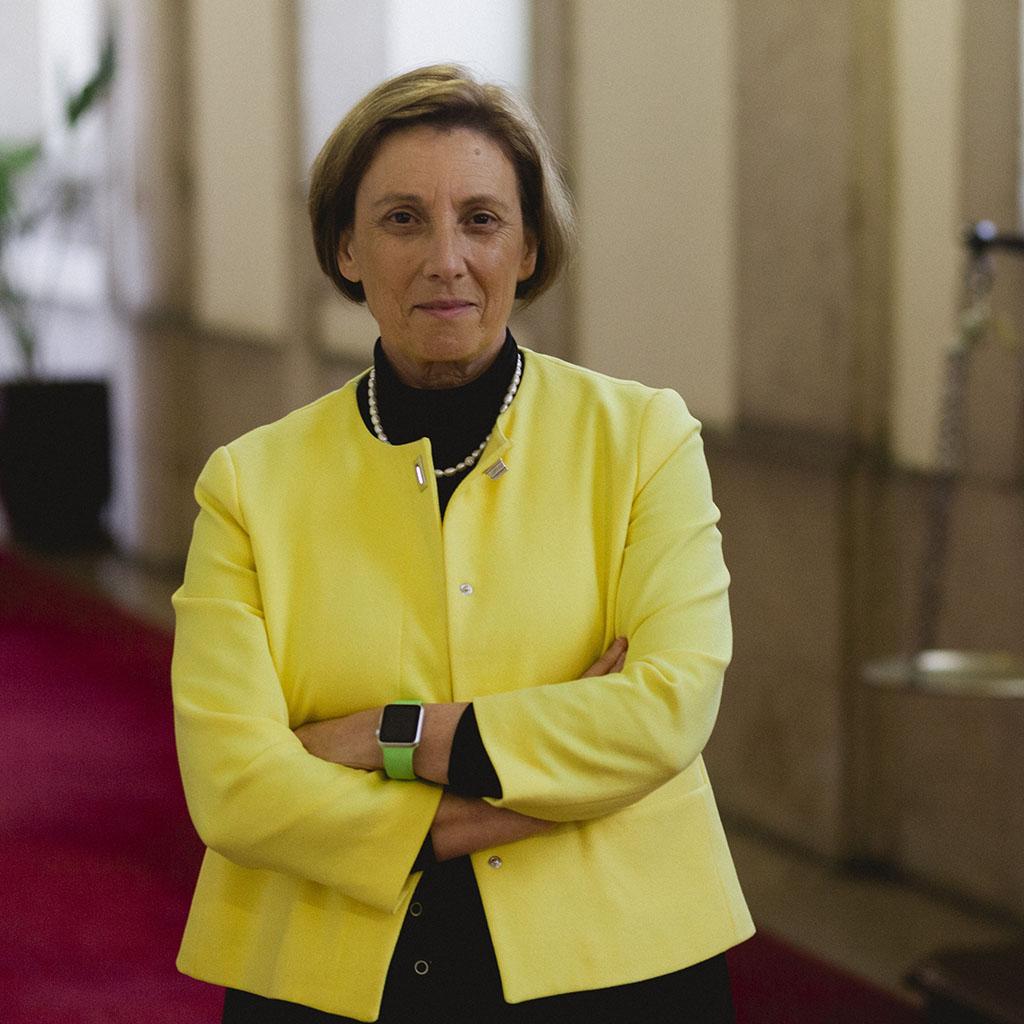 Secretária de Estado da Justiça