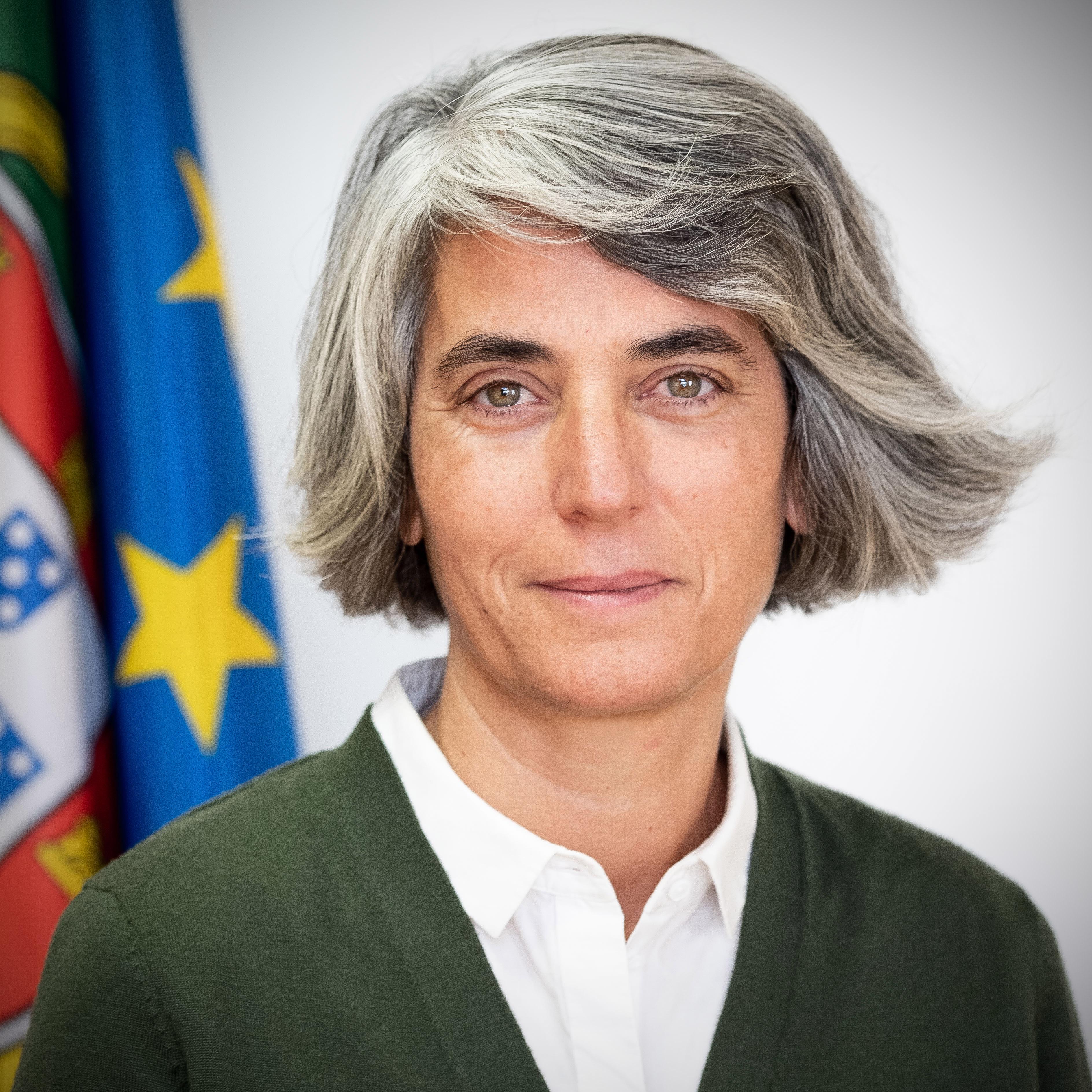 Sua Excelência a Ministra da Cultura, Doutora Graça Fonseca