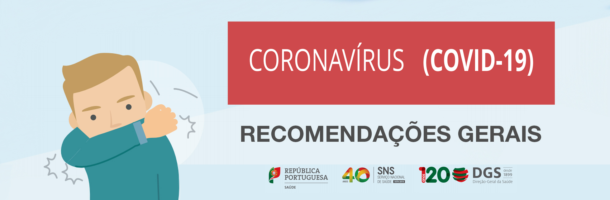 Coronavírus/COVID-19 Alerta e Recomendações
