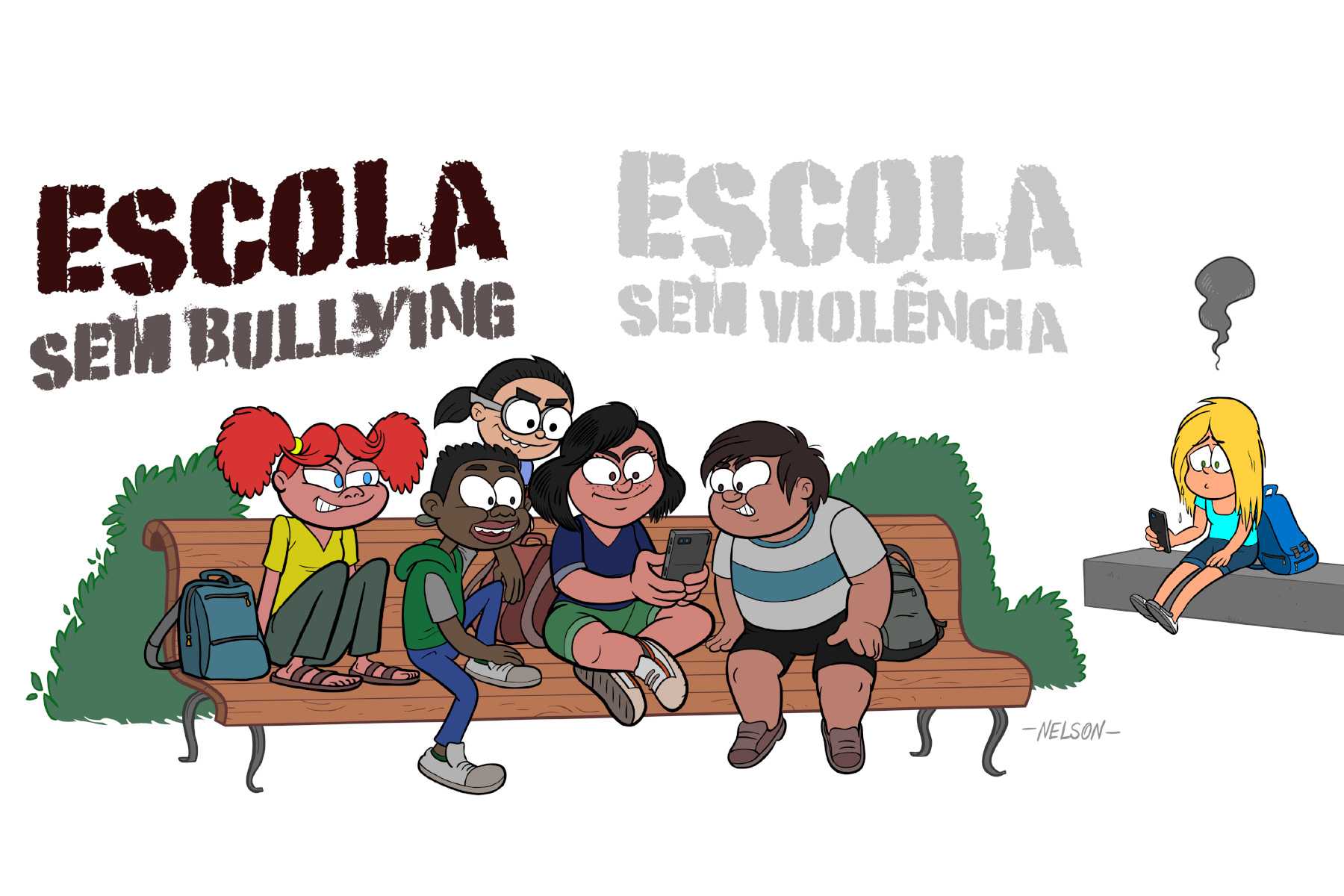 Dia Mundial do Combate ao Bullying